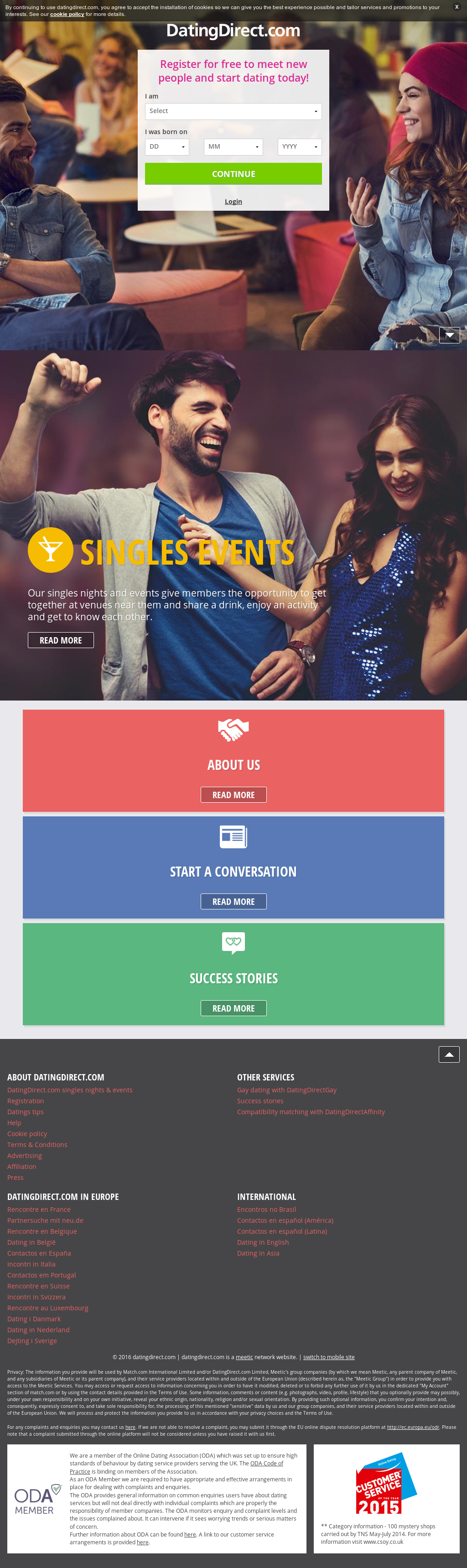 Dating eines erfolgreichen Geschäftsmanns