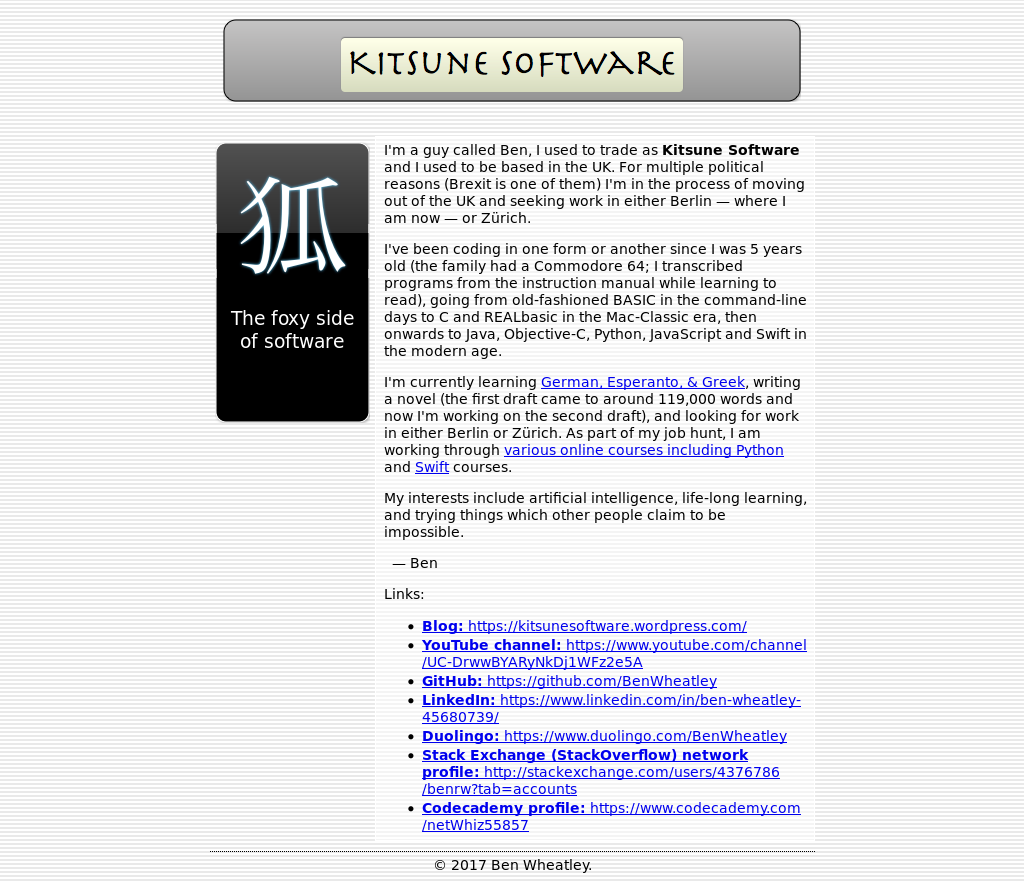 Kitsune Software Competitors, Revenue and Employees - Owler Company