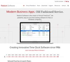 redcort website history