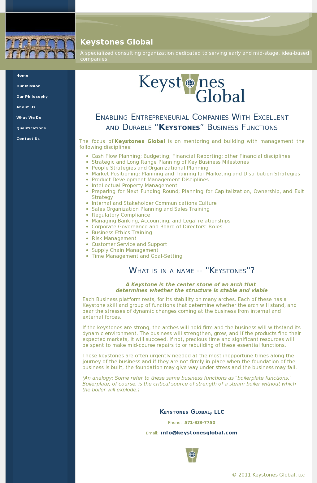 Keystones Global Competitors, Revenue and Employees - Owler