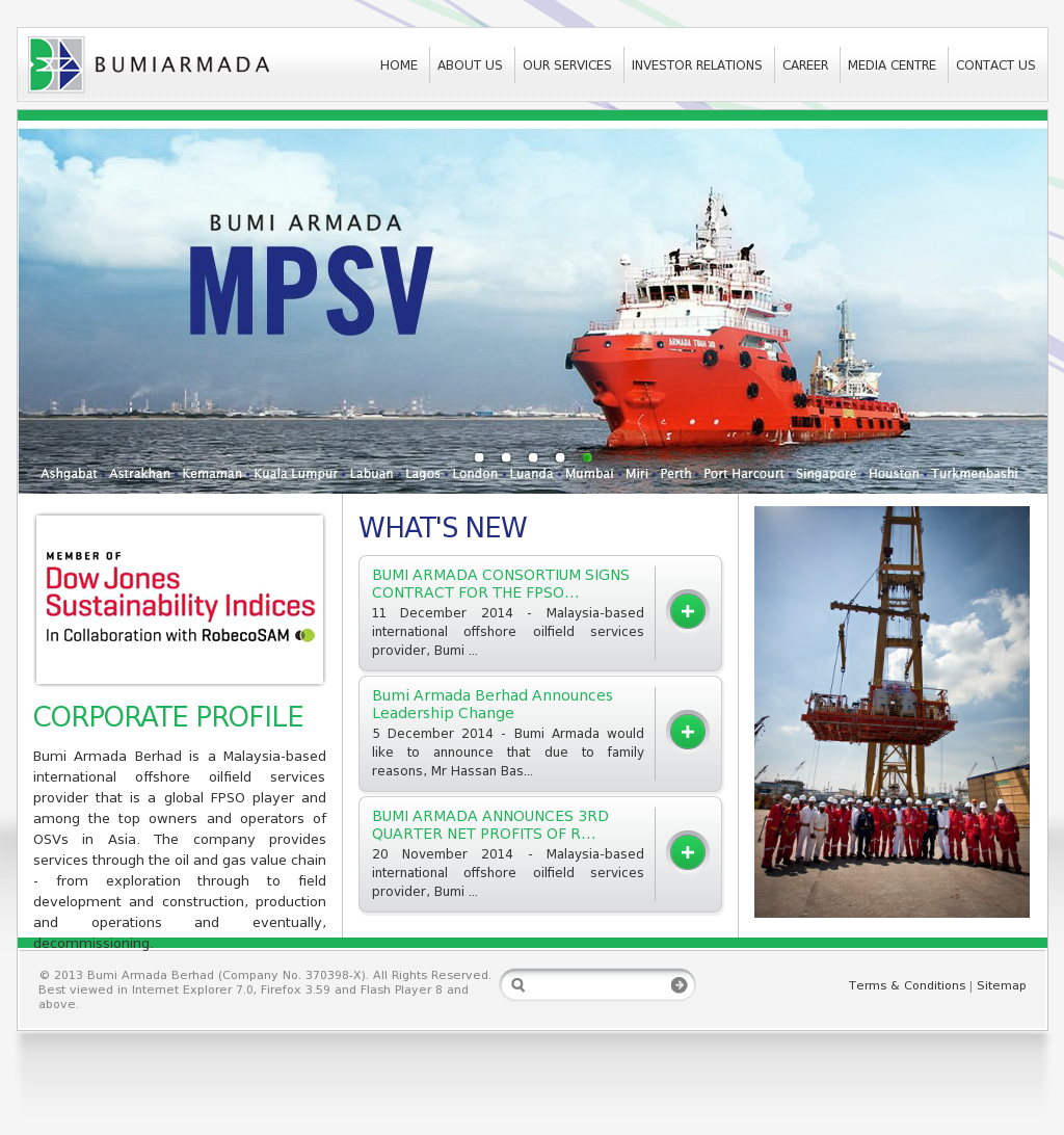 Bumi Armada Competitors, Revenue and Employees - Owler Company Profile