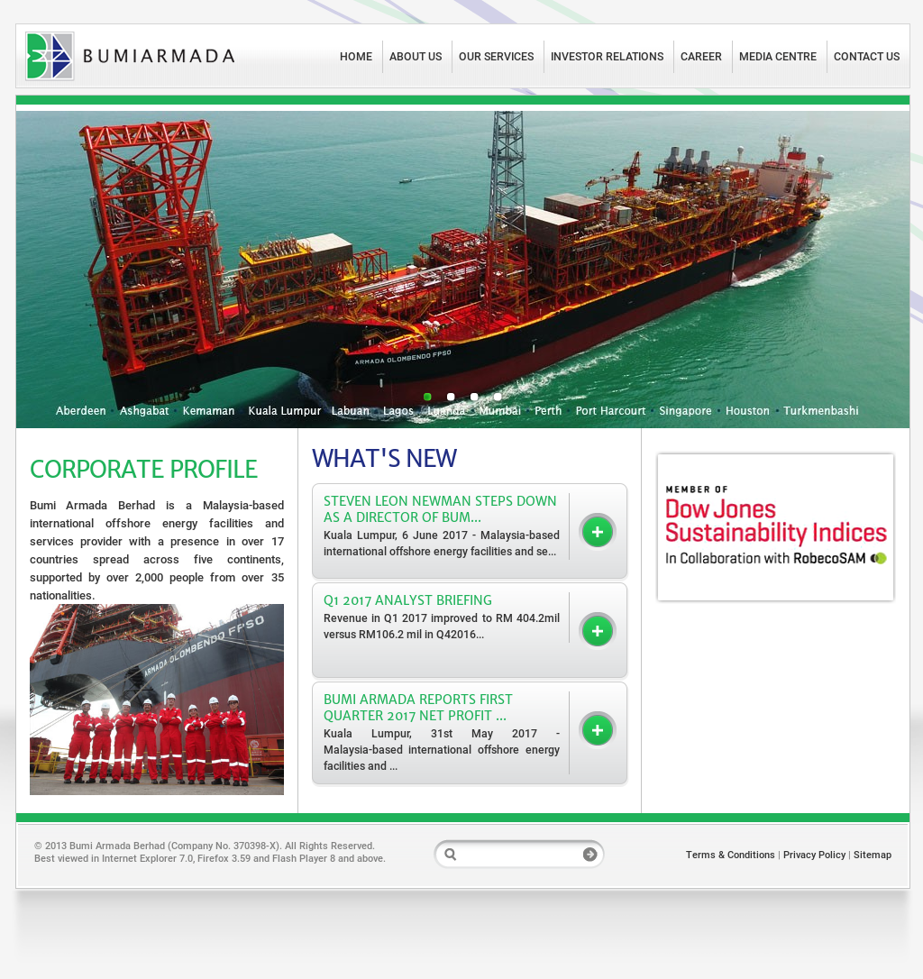 Bumi Armada Competitors, Revenue and Employees - Owler