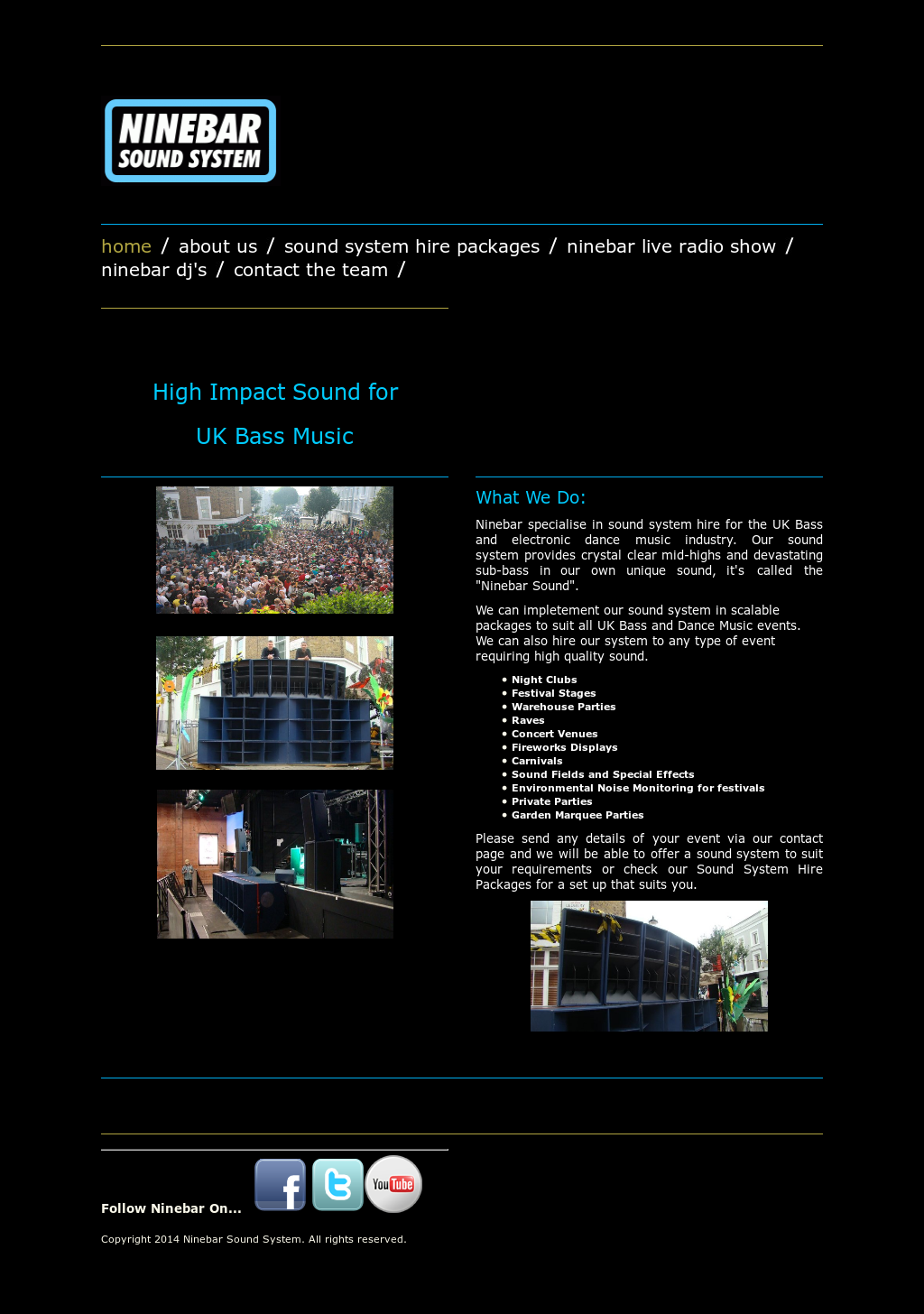 Ninebar Sound System Competitors, Revenue and Employees