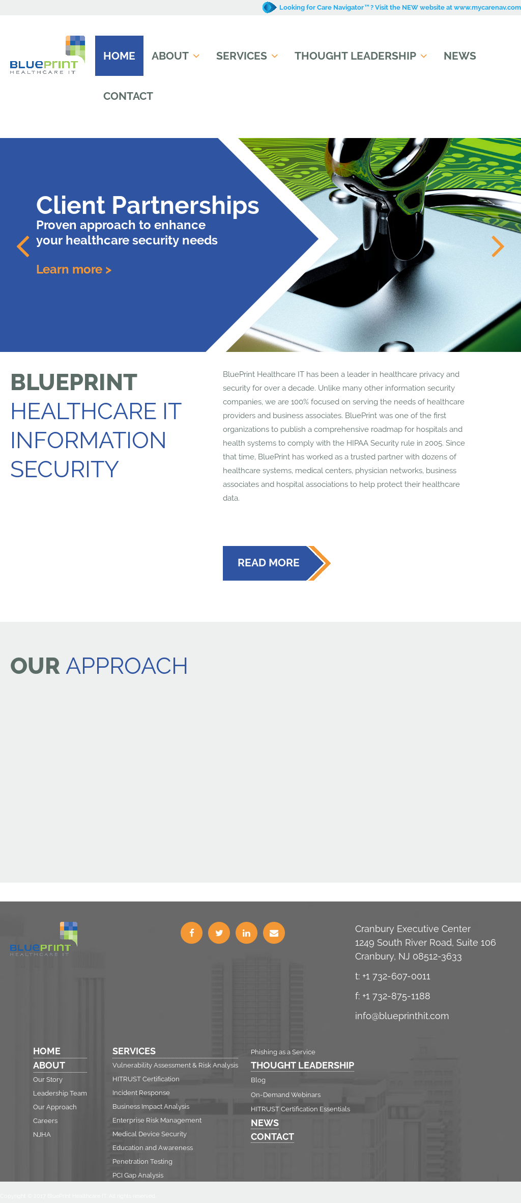 Blueprint healthcare it competitors revenue and employees owler blueprint healthcare it website history malvernweather Image collections