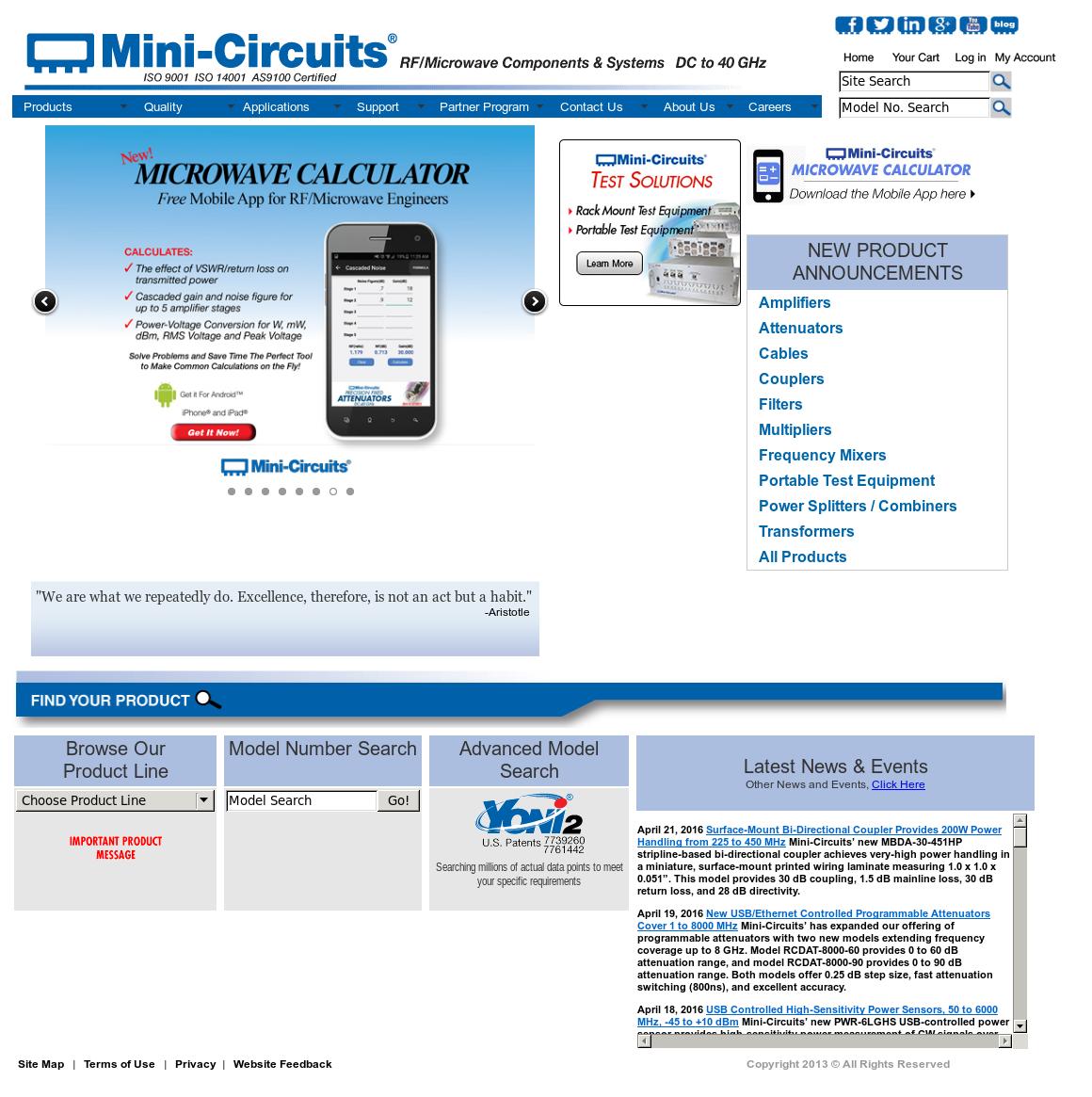 Mini-Circuits Competitors, Revenue and Employees - Owler Company Profile