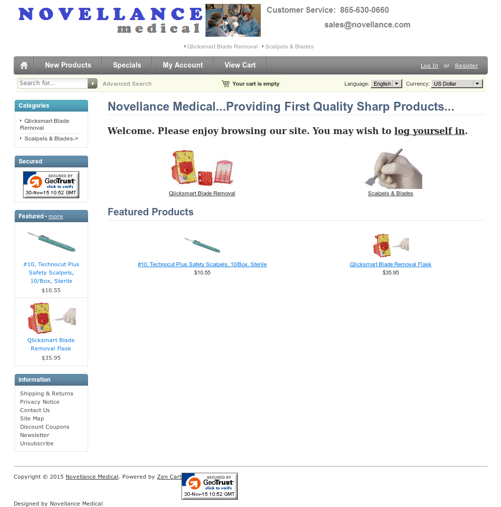 Novellance Medical Competitors, Revenue and Employees - Owler