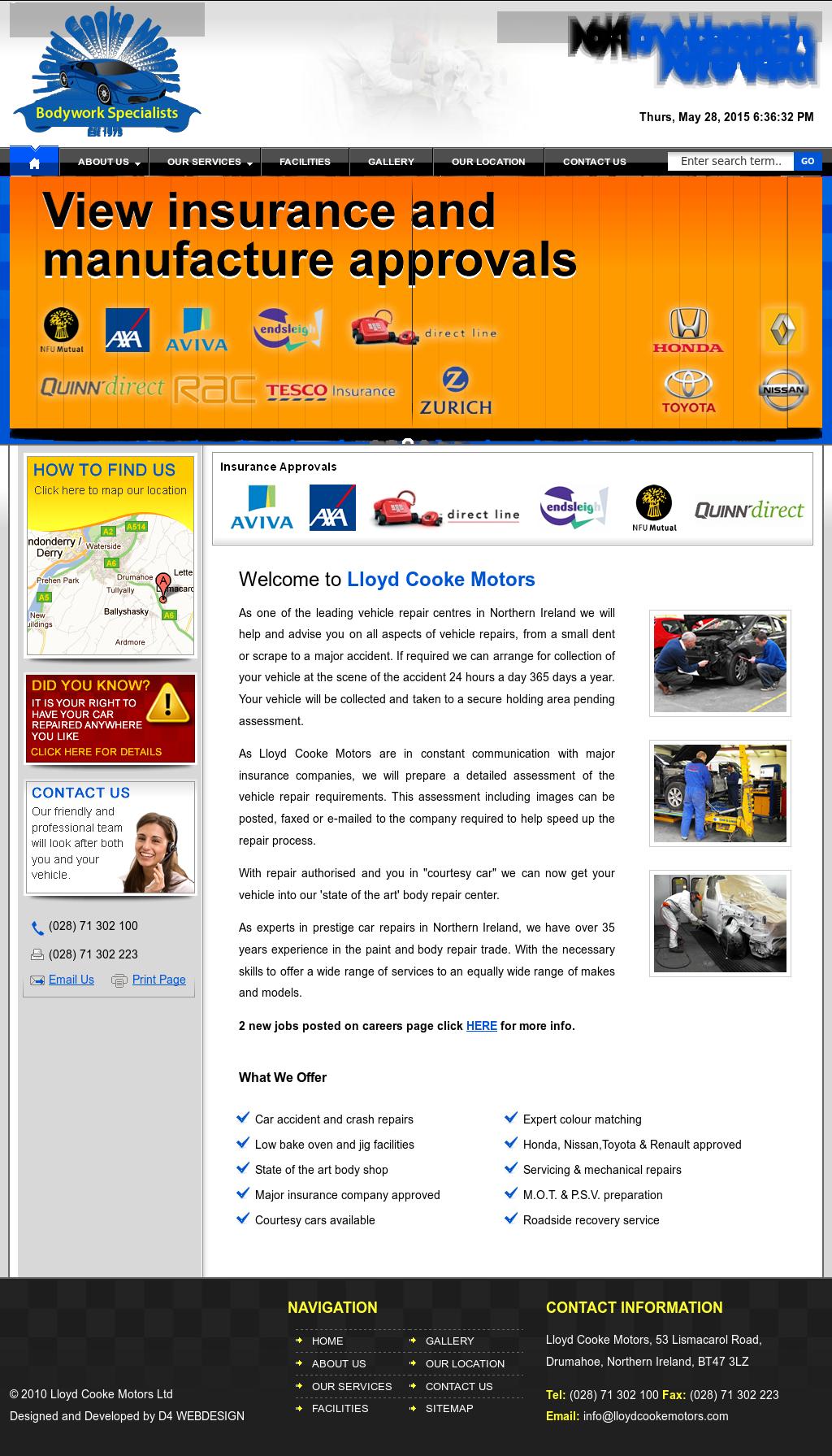 Lloyd Cooke Motors Competitors, Revenue and Employees - Owler Company Profile