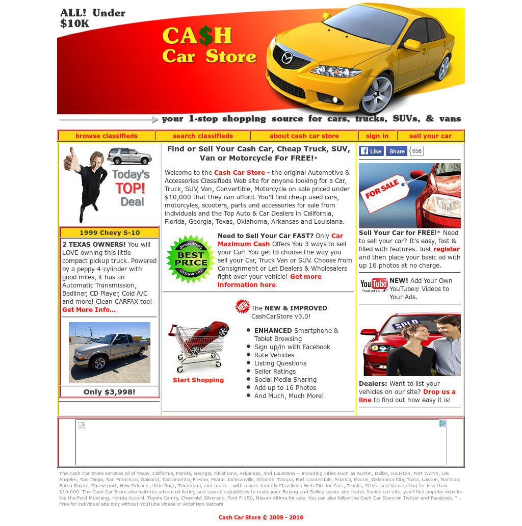 Cash Car Store Competitors, Revenue and Employees - Owler Company ...