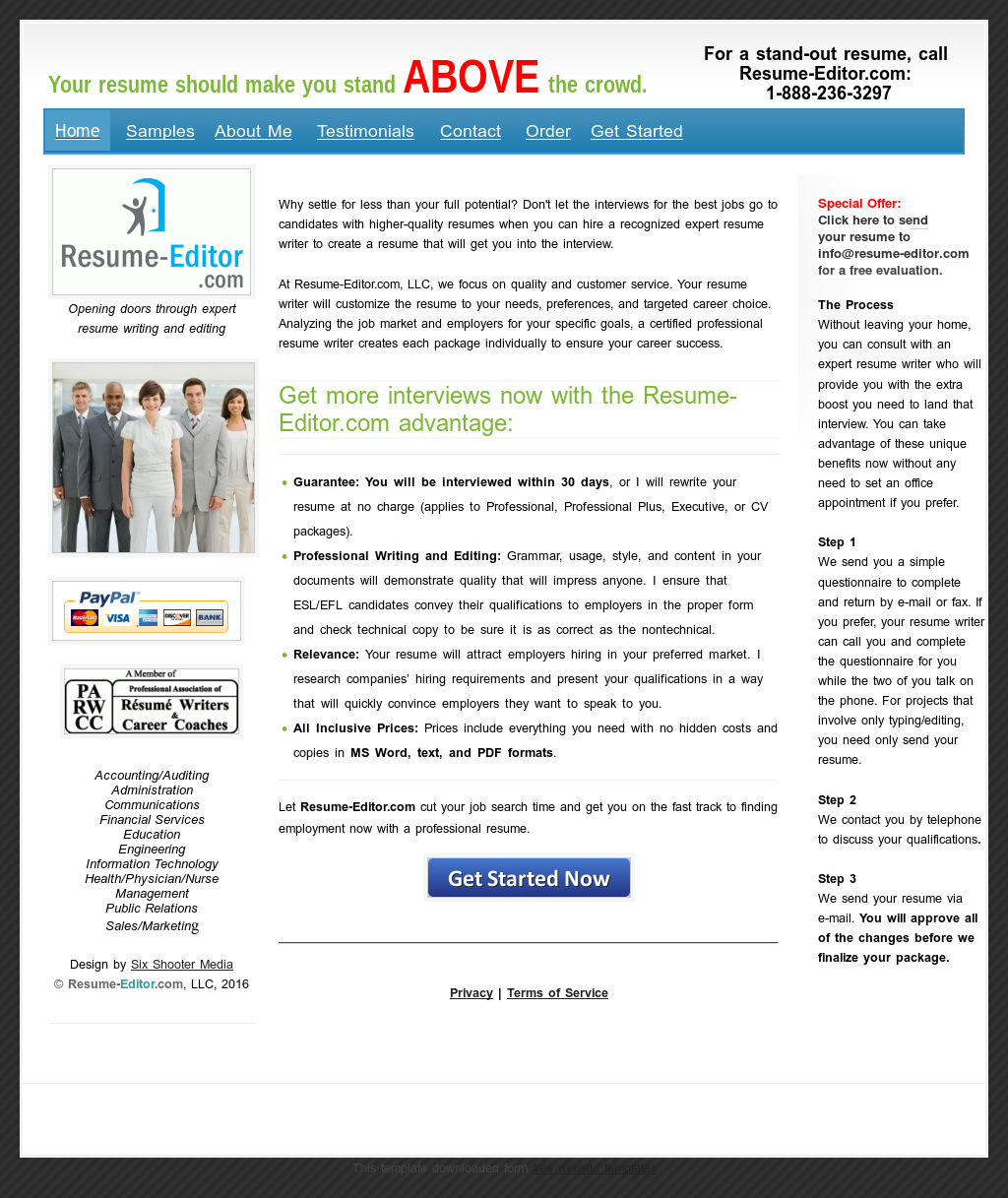 Resume Editor Competitors Revenue And Employees Owler