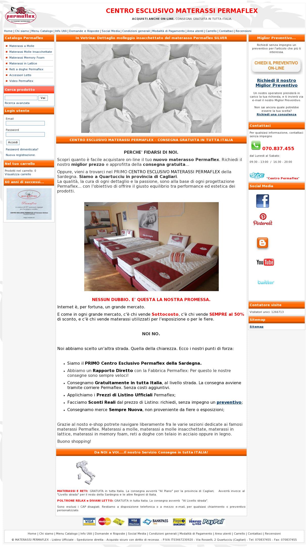 Centro Esclusivo Materassi Permaflex Competitors, Revenue and ...