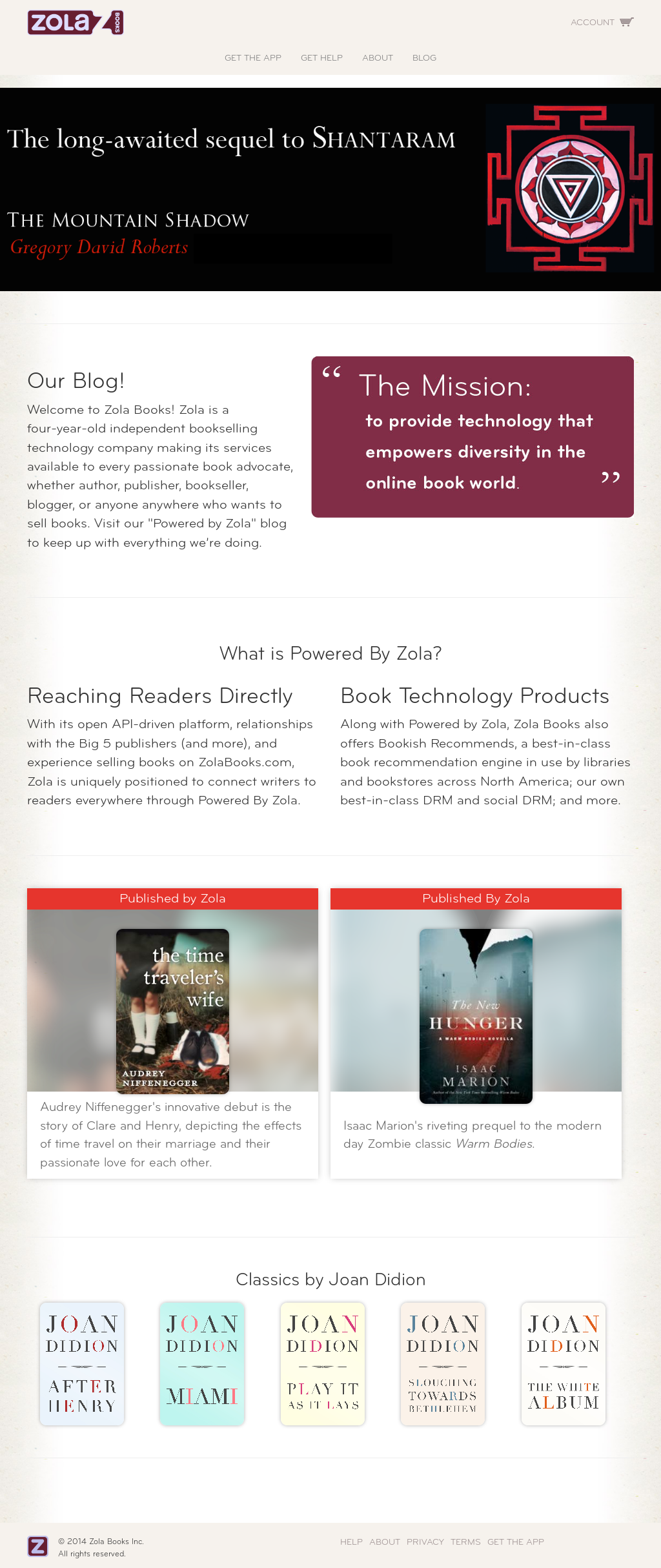 Zola Books Competitors, Revenue and Employees - Owler