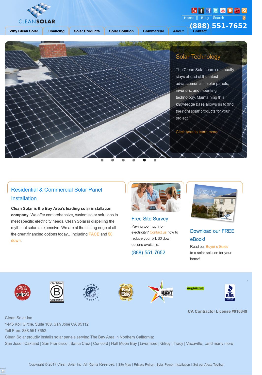 Clean Solar Competitors, Revenue and Employees - Owler