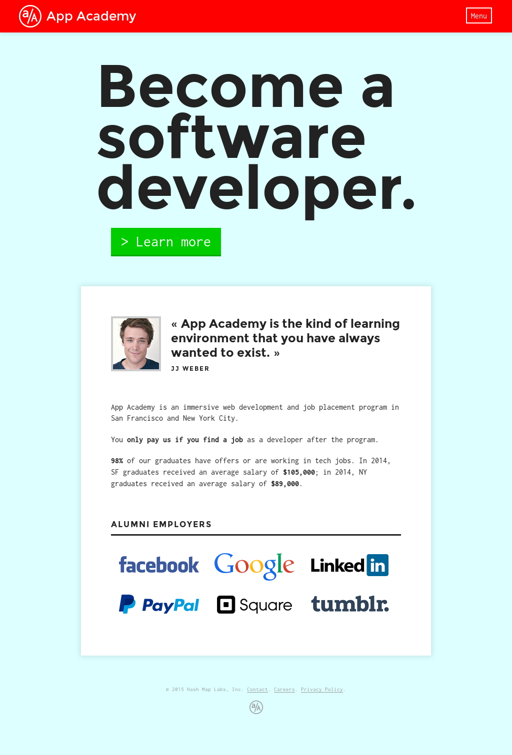 App Academy Competitors, Revenue and Employees - Owler