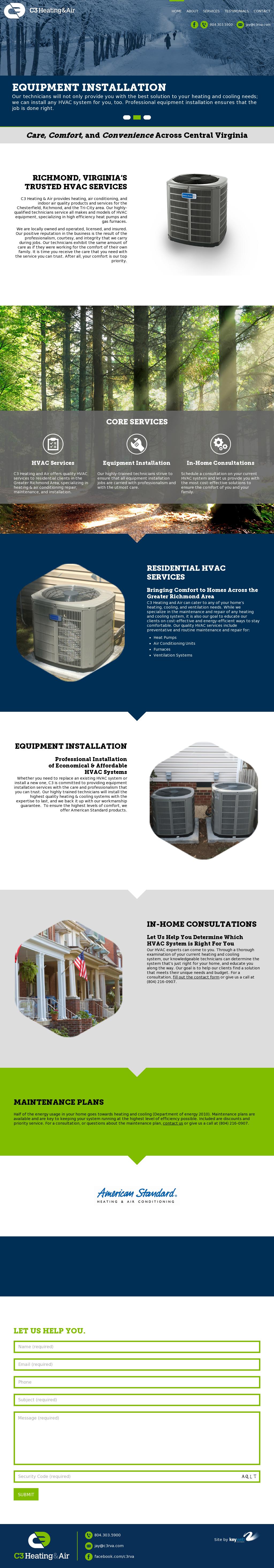 C3 Heating Air Compeors Revenue