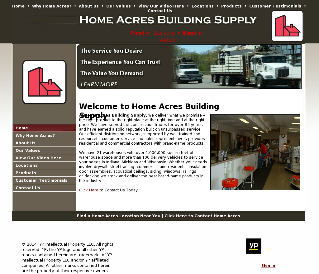 Home Acres Building Supply Competitors Revenue And