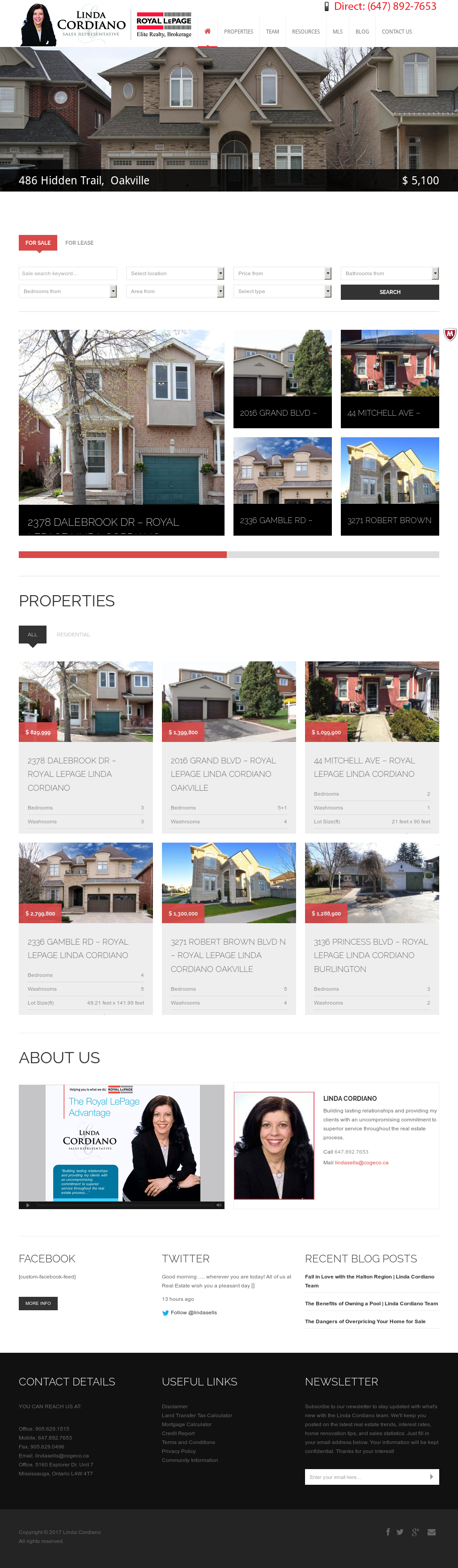 Real Estate Team Profile : Linda cordiano real estate team competitors revenue and