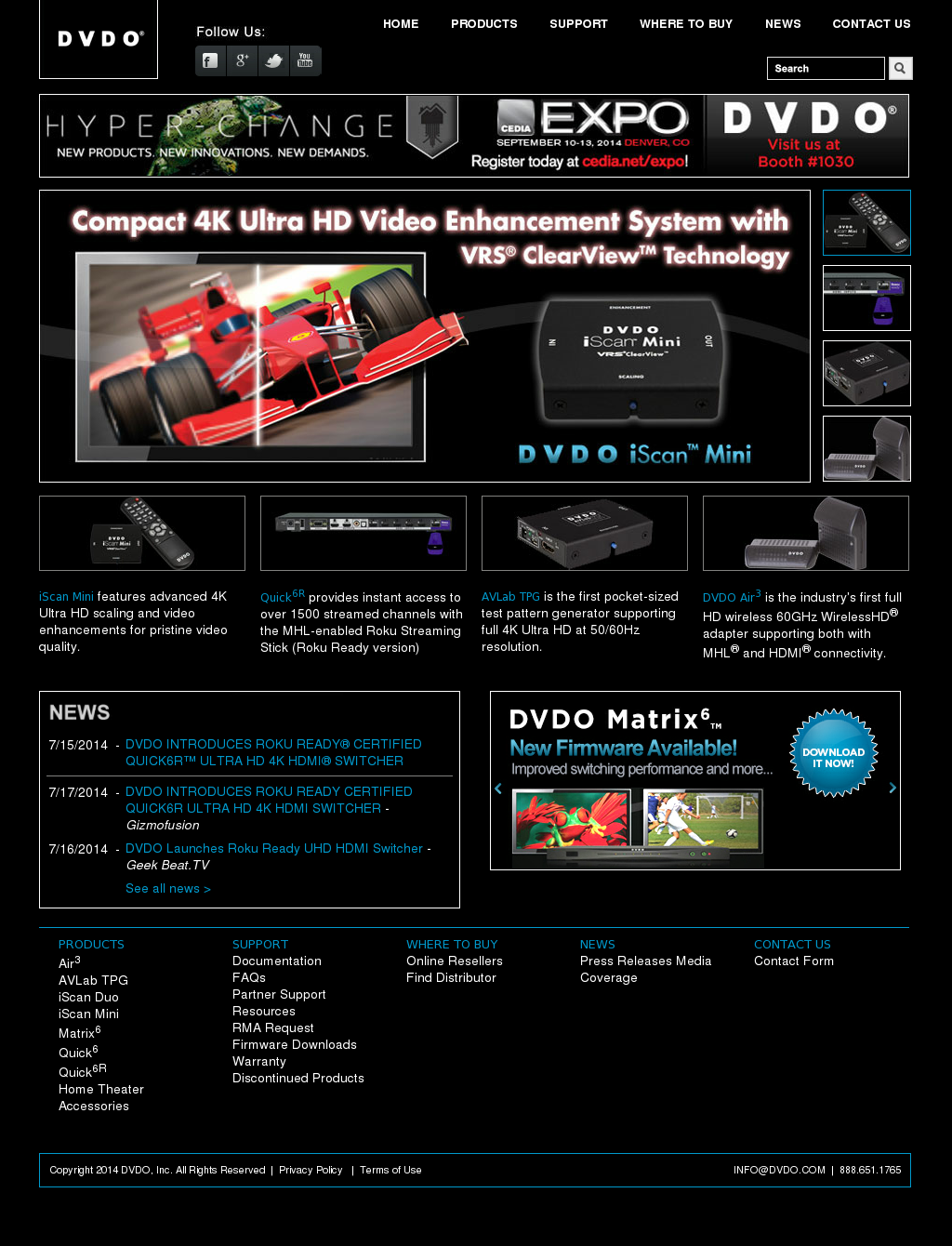 Dvdo Competitors Revenue And Employees Owler Company Profile Tv Test Pattern Generator With Wireless Model