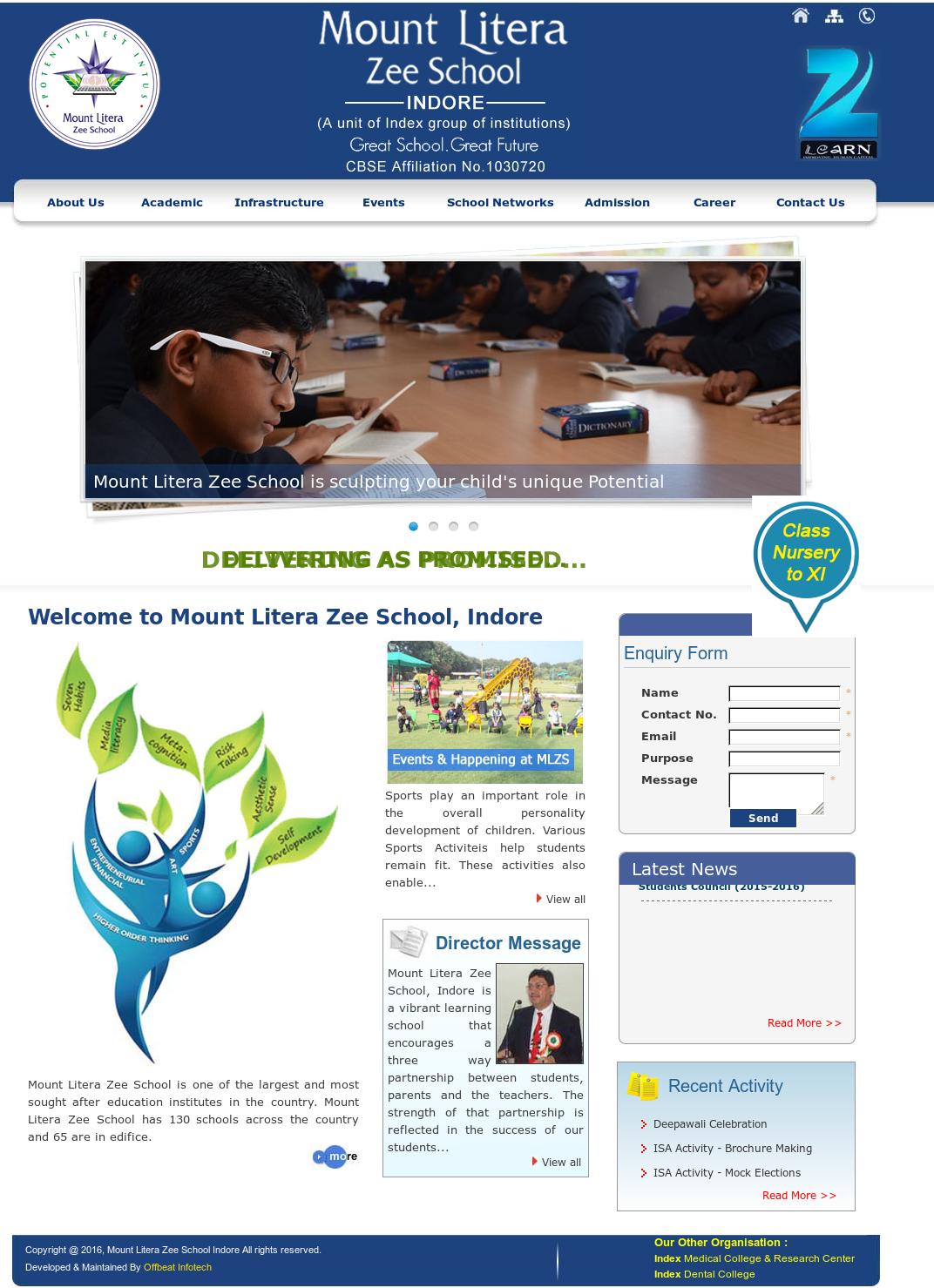 Mount Litera Zee Schoolindore Competitors Revenue And Employees