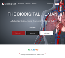BioDigital Competitors, Revenue and Employees - Owler