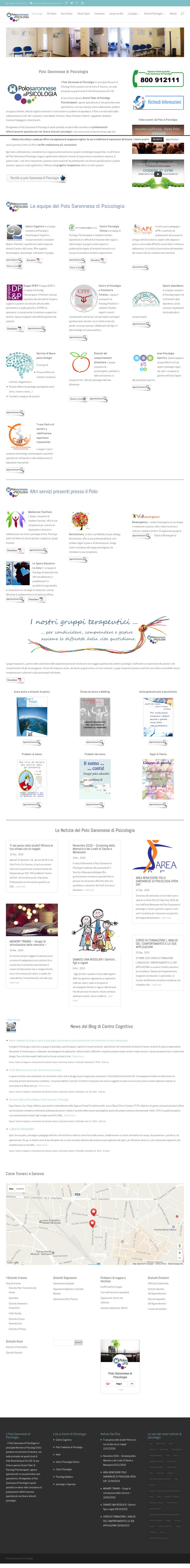 Polo Saronnese Di Psicologia Competitors, Revenue and