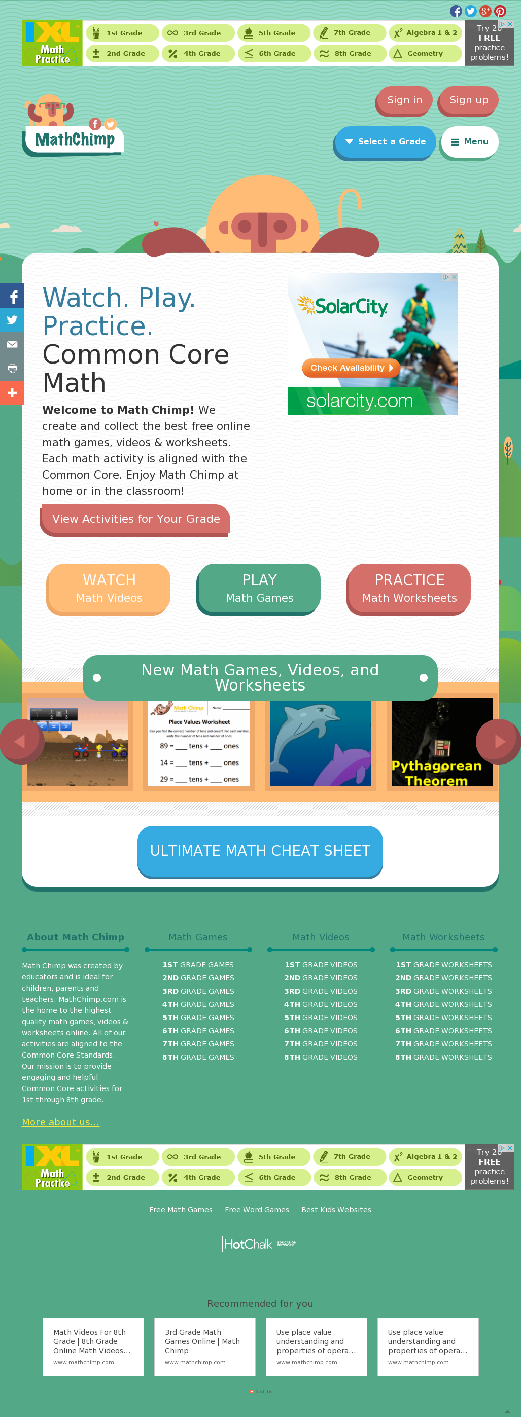 MathChimp Competitors, Revenue and Employees - Owler Company Profile