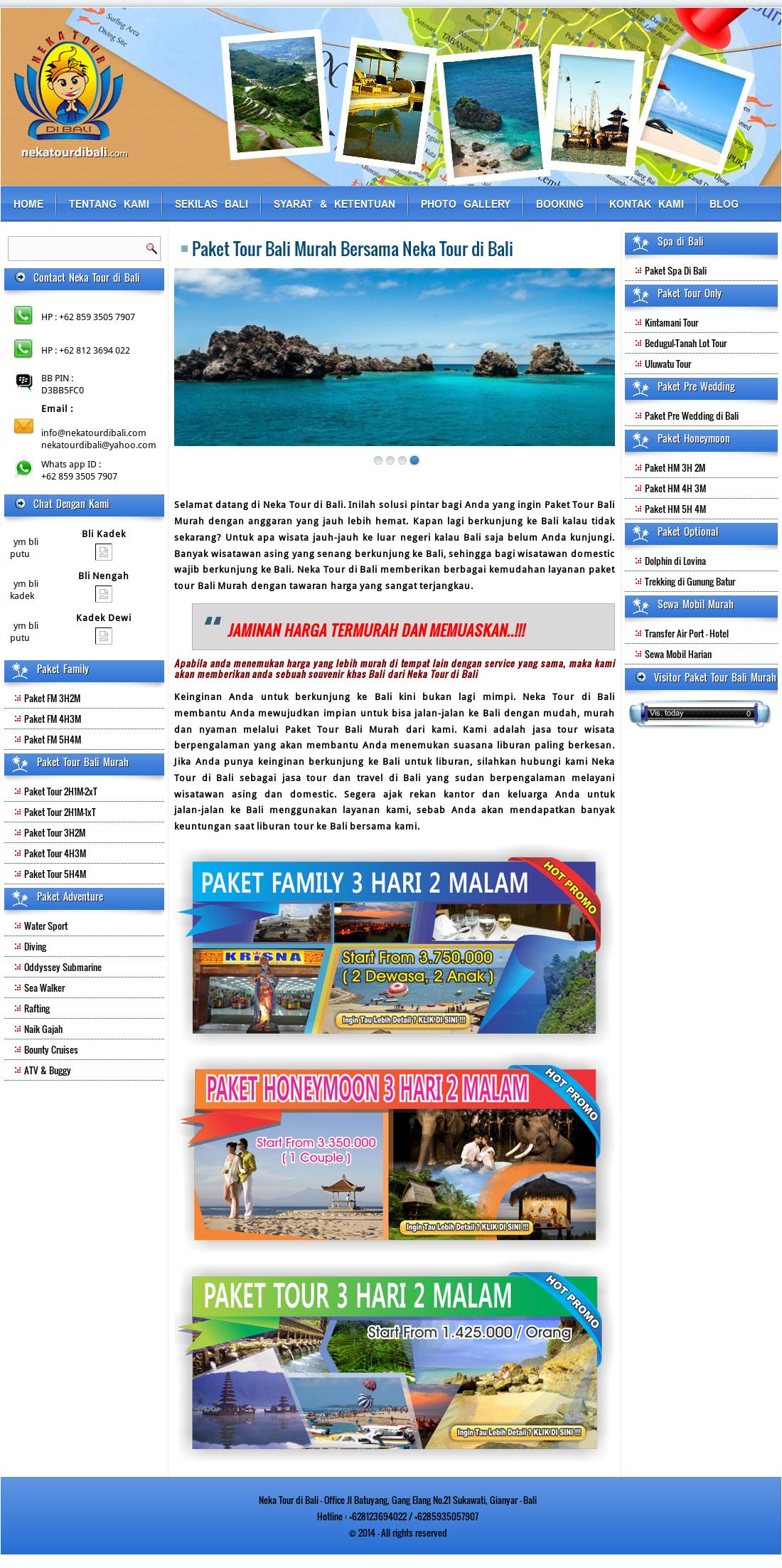 Neka Bali Travel Competitors Revenue And Employees Owler Company Paket Trip 3h2m Profile