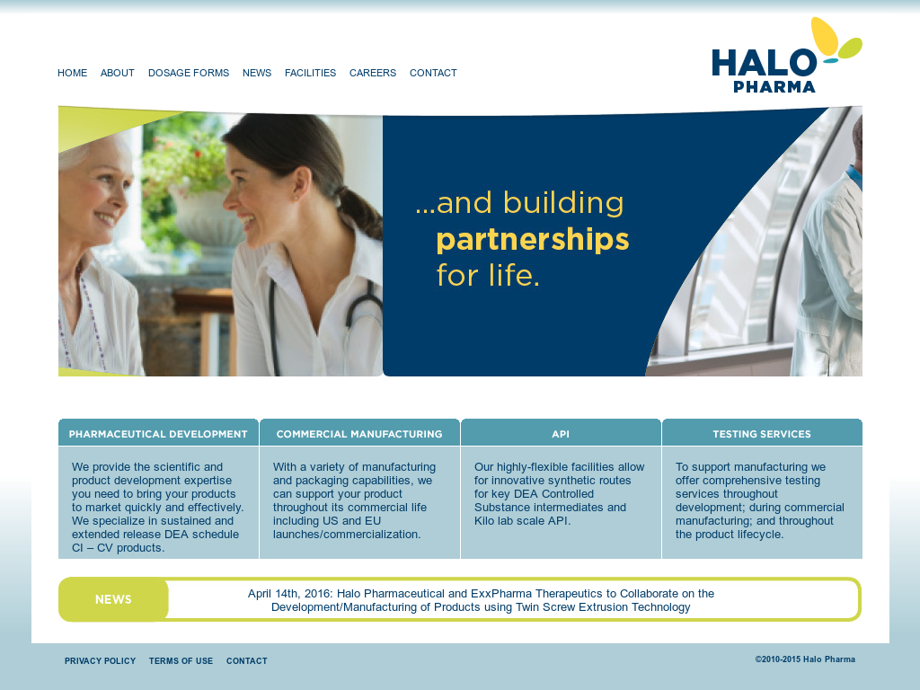 Halo Pharmaceutical Competitors, Revenue and Employees