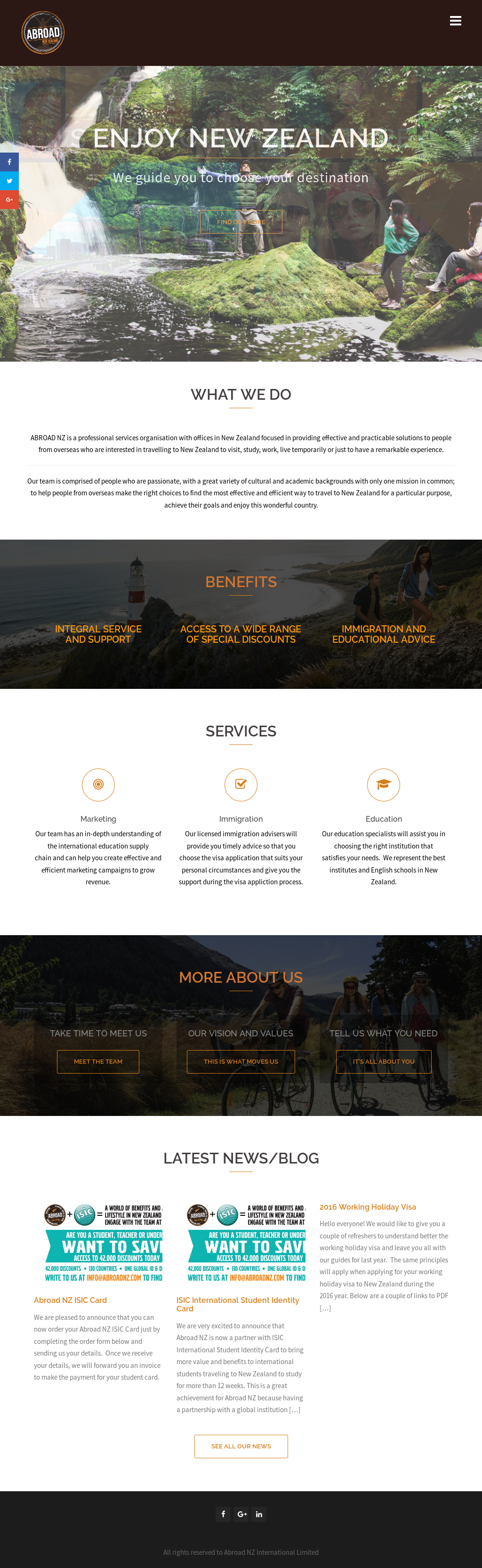 Abroad-nz Competitors, Revenue and Employees - Owler Company Profile