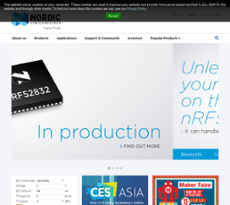 Owler Reports - Nordic Semiconductor Blog nRF BLINKY compatible