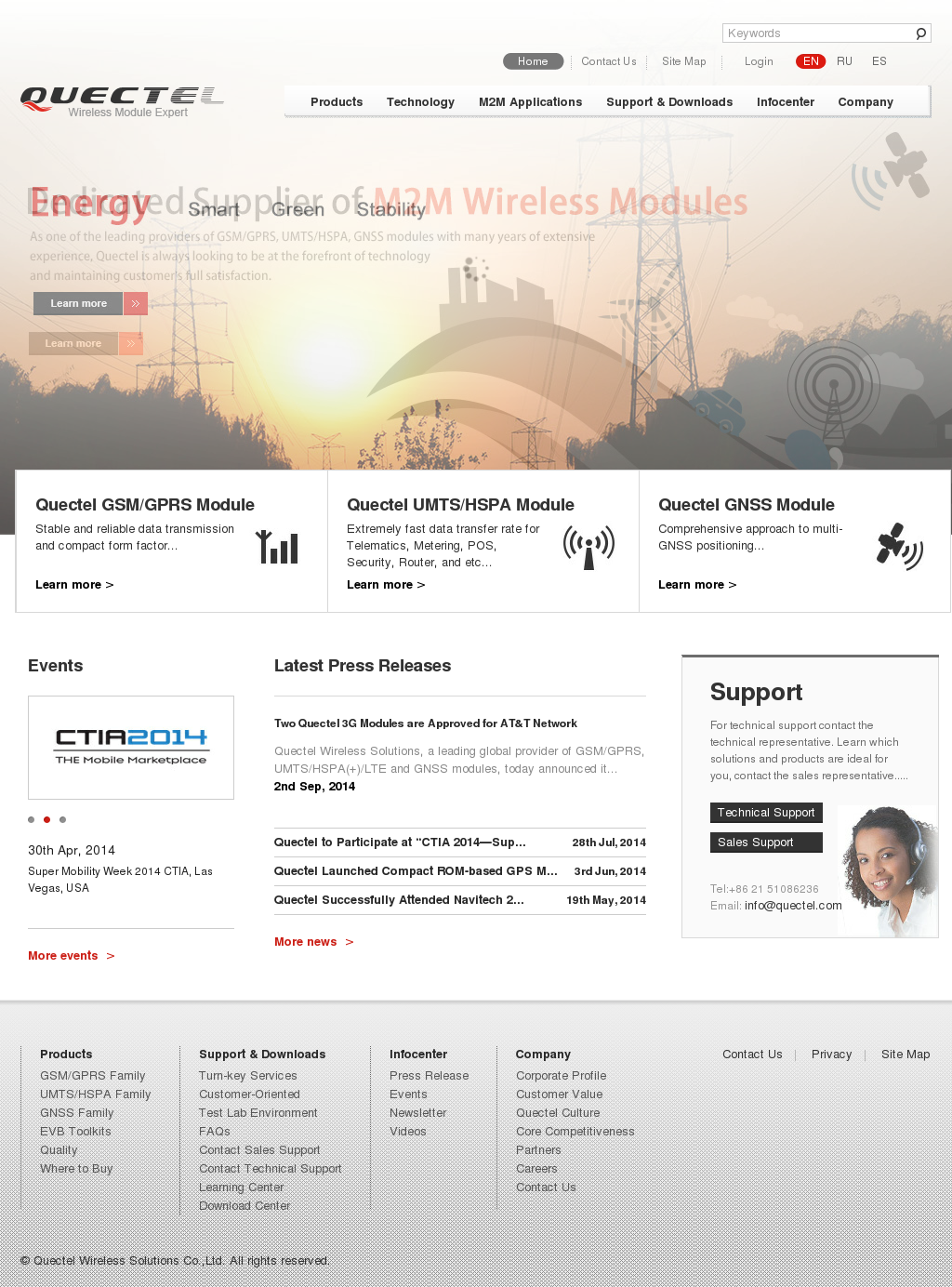 Quectel Competitors, Revenue and Employees - Owler Company Profile