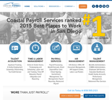 Coastal Payroll Competitors, Revenue and Employees - Owler
