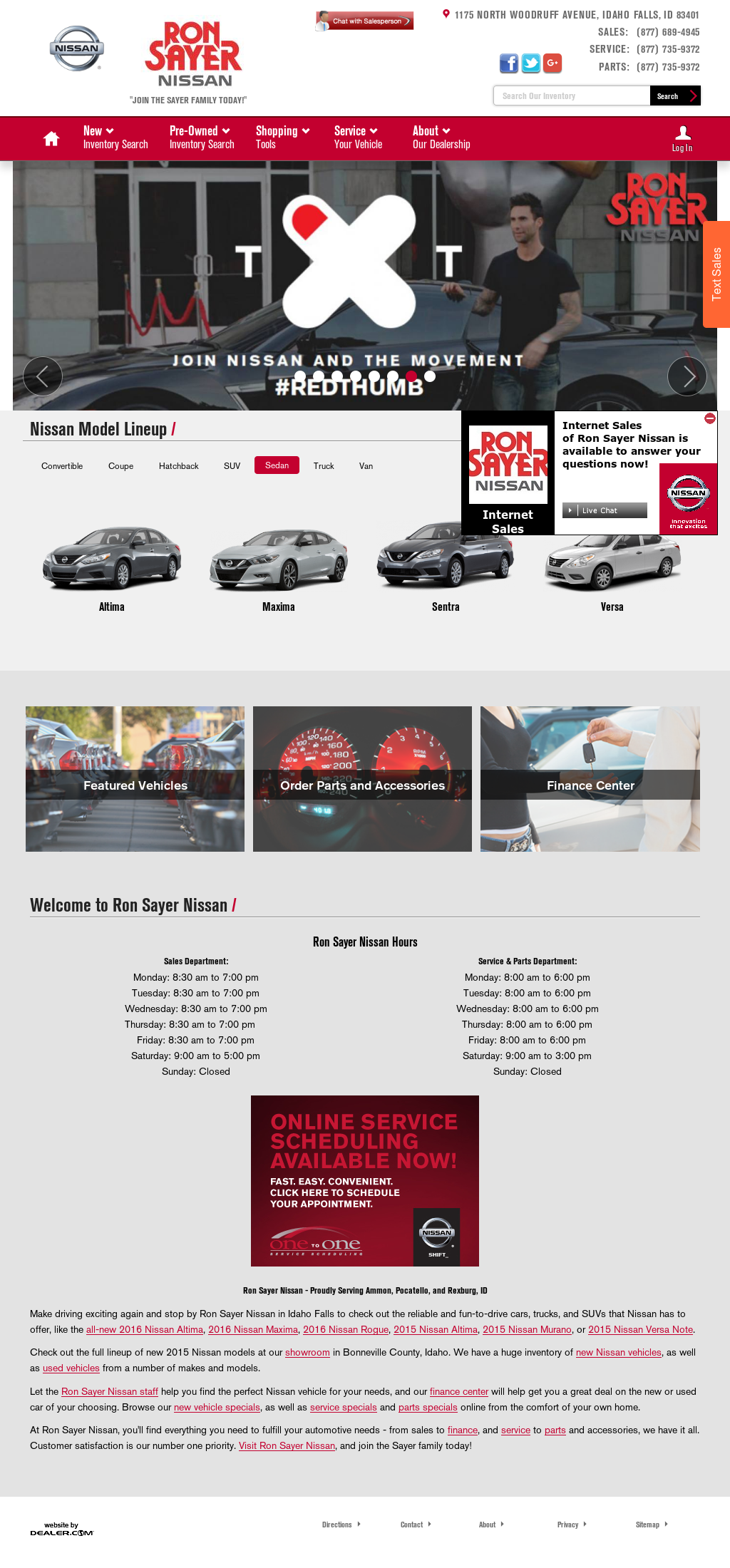 Ron Sayer Nissan >> Ron Sayer Nissan Competitors Revenue And Employees Owler