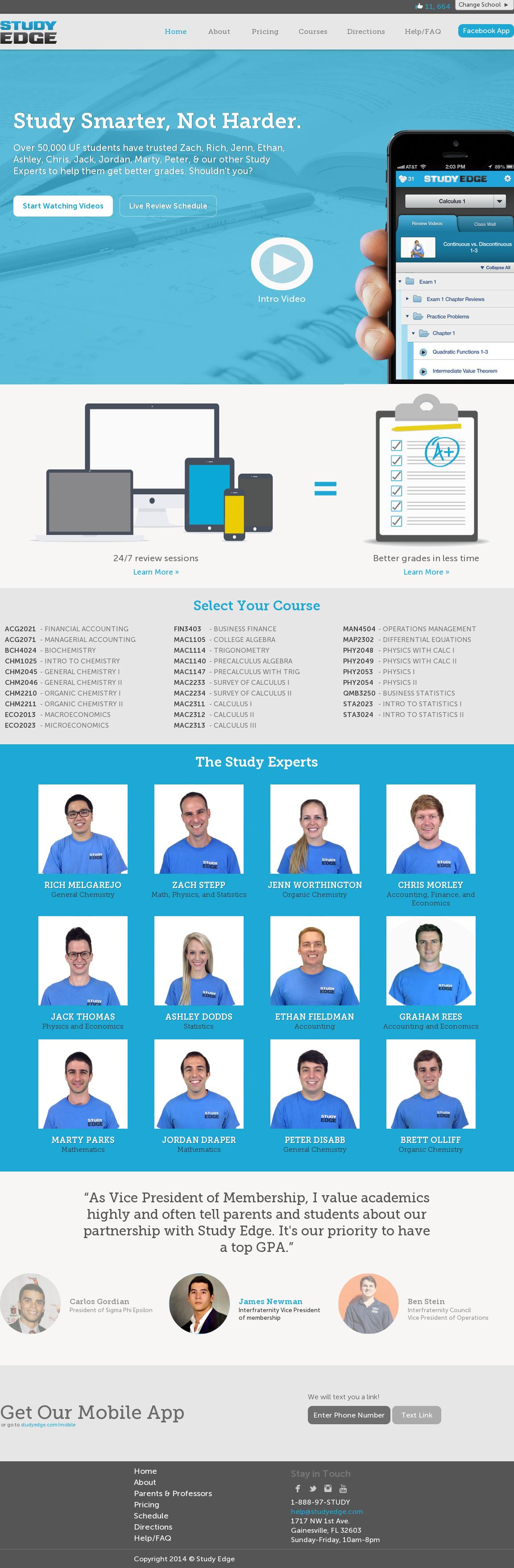 Study Edge Competitors Revenue And Employees Owler Company Profile