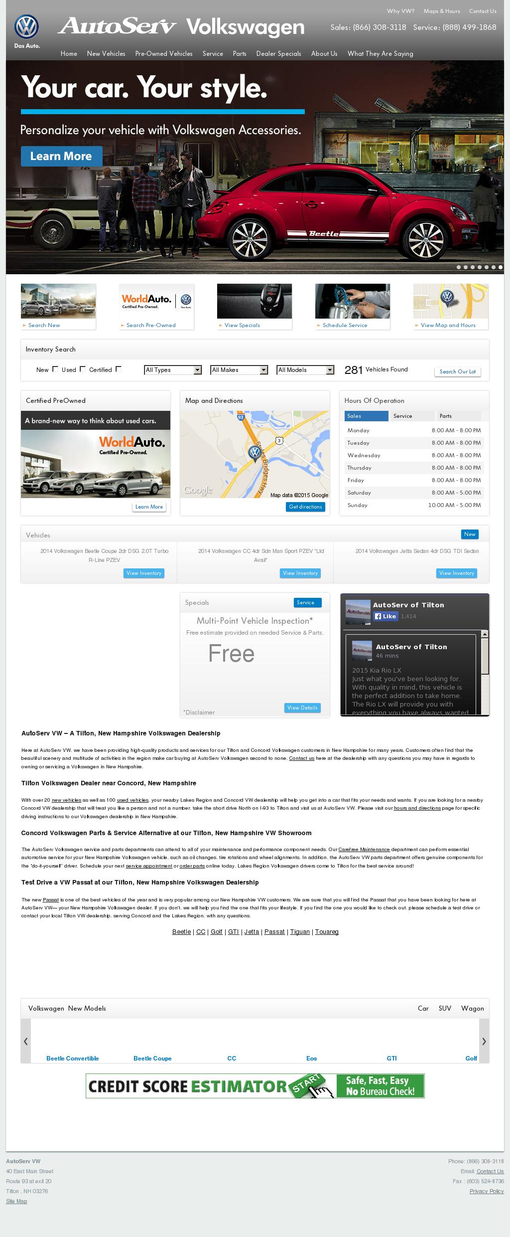 Autoserv Tilton petitors Revenue and Employees Owler