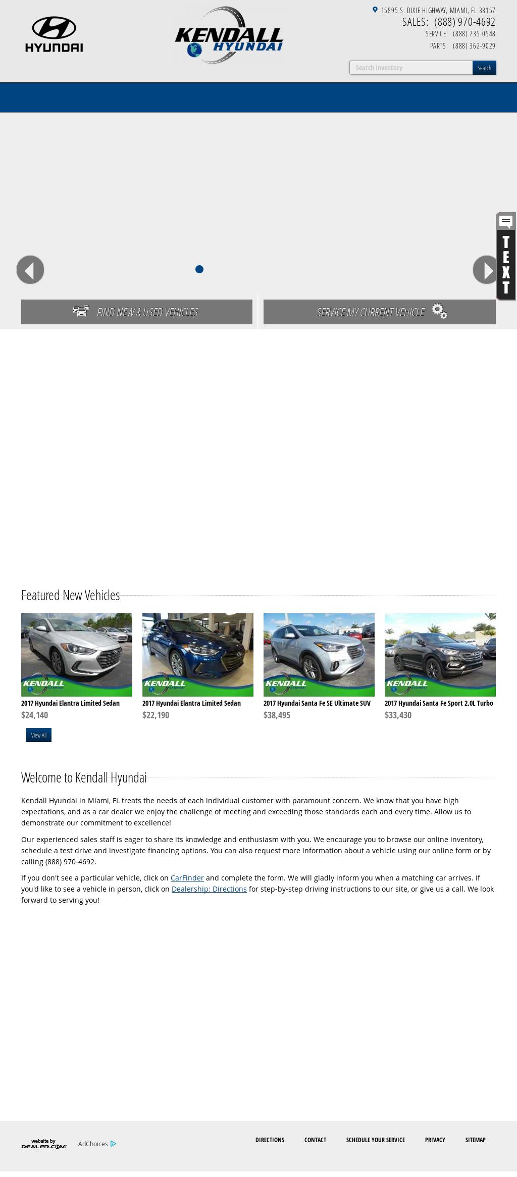 Kendall Hyundai petitors Revenue and Employees Owler pany