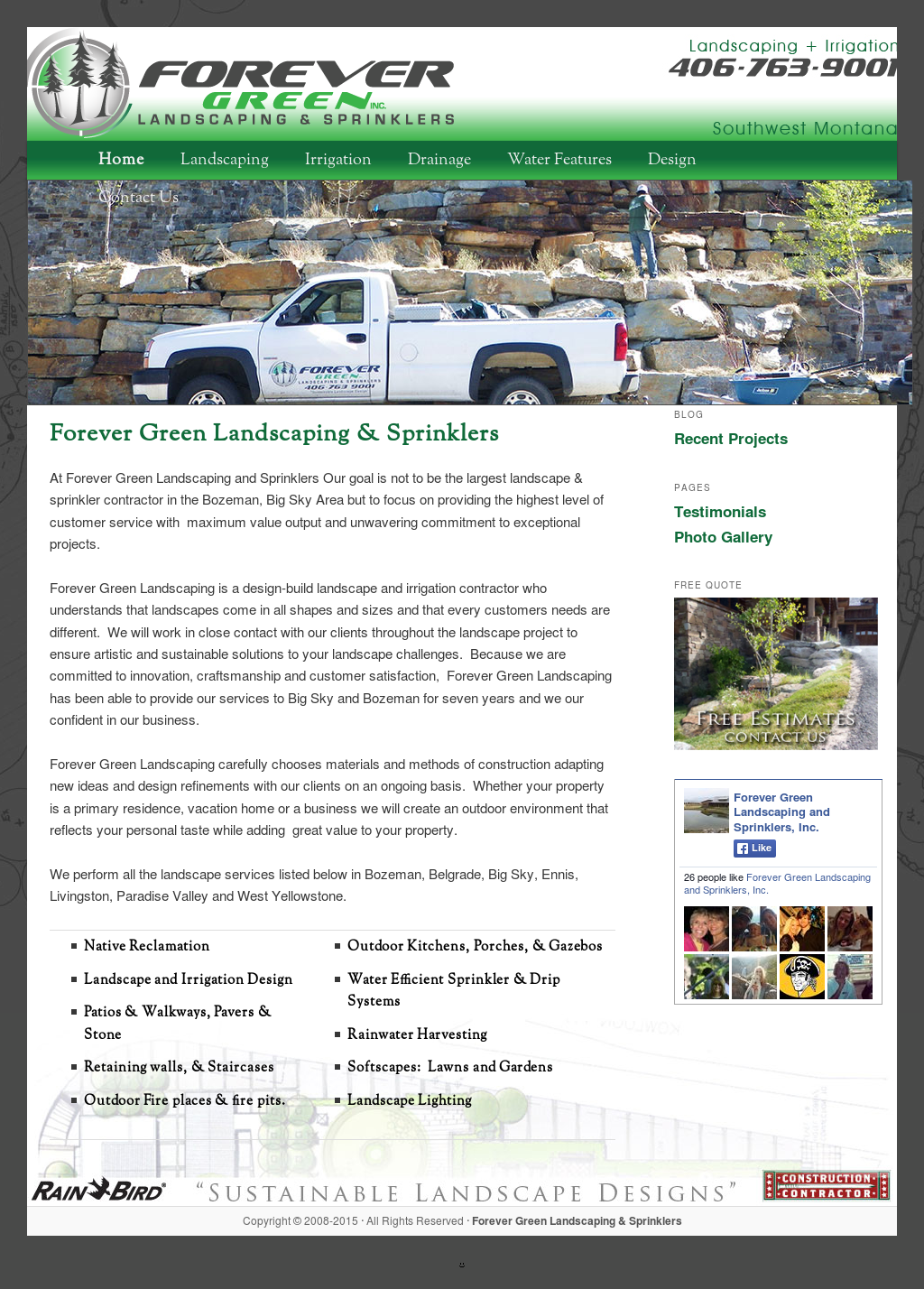 Forever Green Landscaping And Sprinklers S Competitors Revenue Number Of Employees Funding Acquisitions News Owler Company Profile