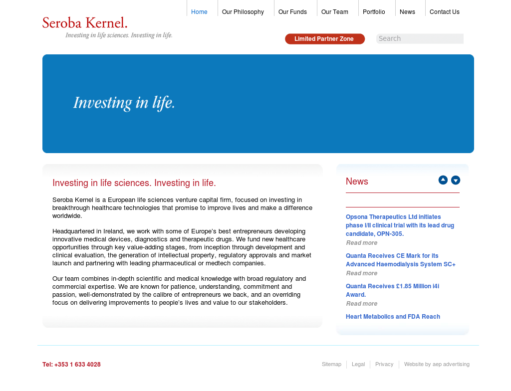 Seroba Kernel Competitors, Revenue and Employees - Owler