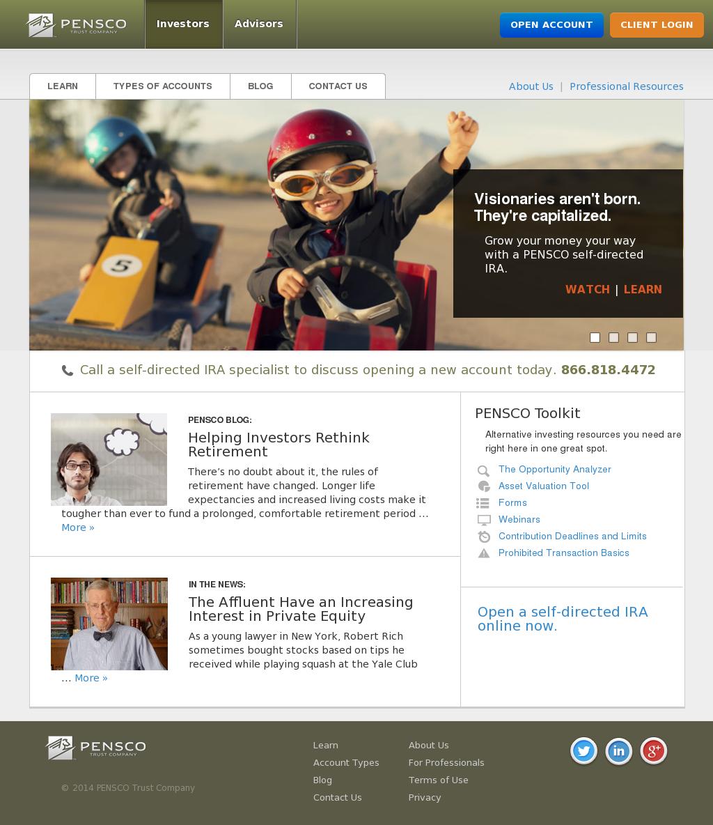PENSCO Competitors, Revenue and Employees - Owler Company