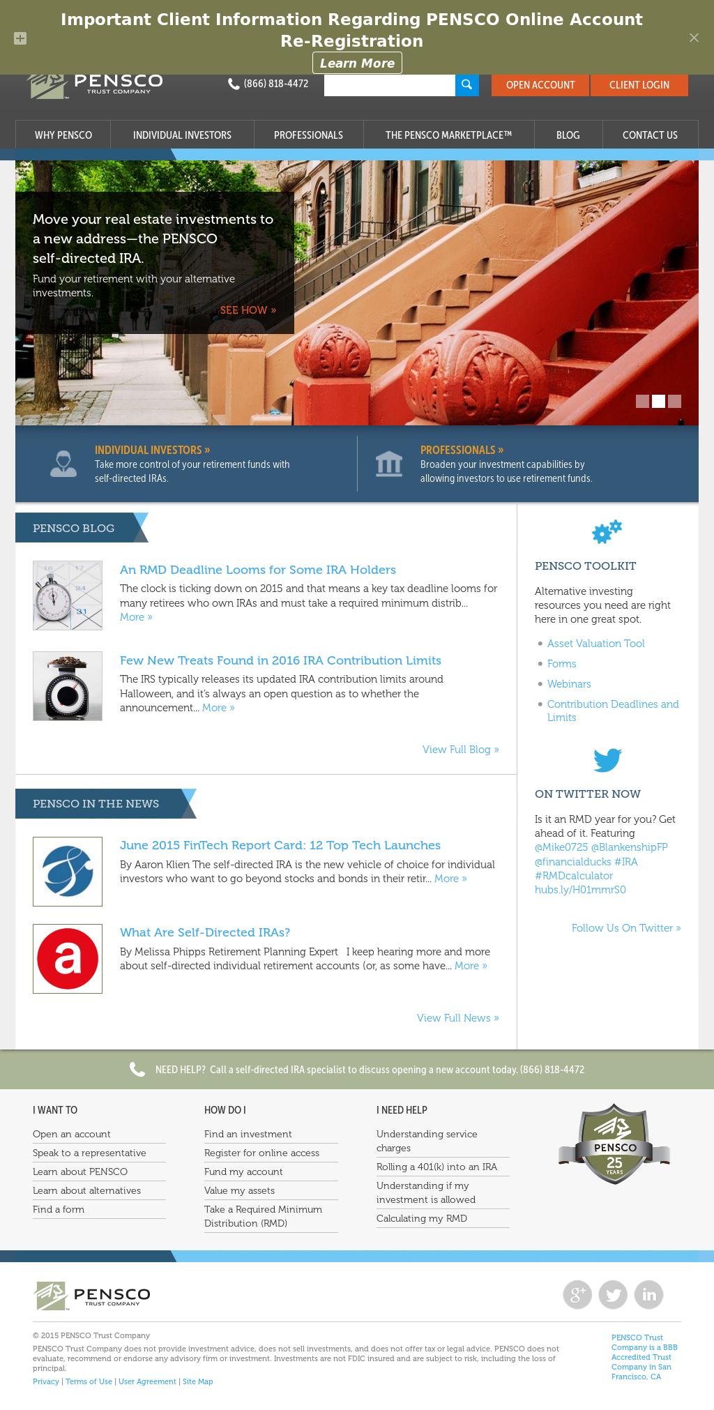 Self Directed Ira Fidelity Millennium Trust Company >> Pensco Competitors Revenue And Employees Owler Company Profile