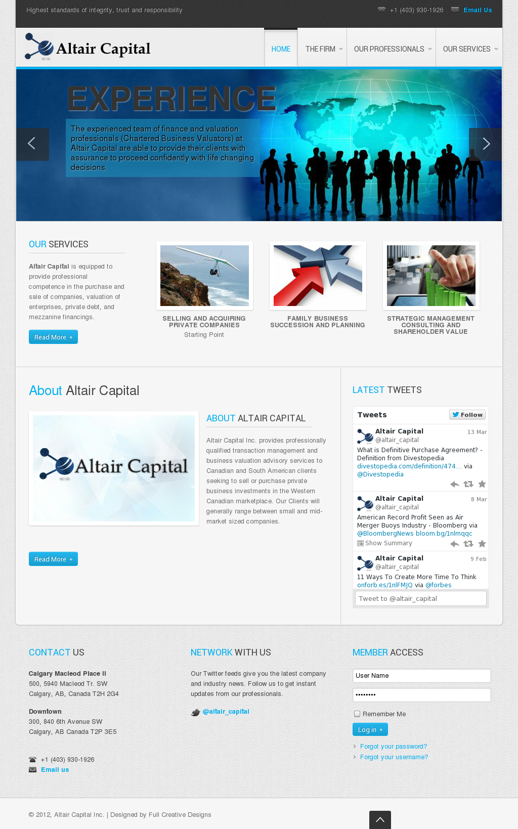 Altair Capital Competitors, Revenue and Employees - Owler Company
