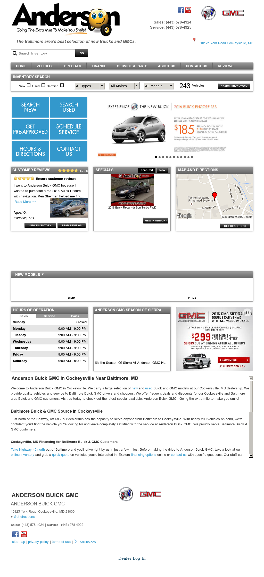 gmc in salisbury georgetown md hertrich dover new canyon milford buick serving price seaford
