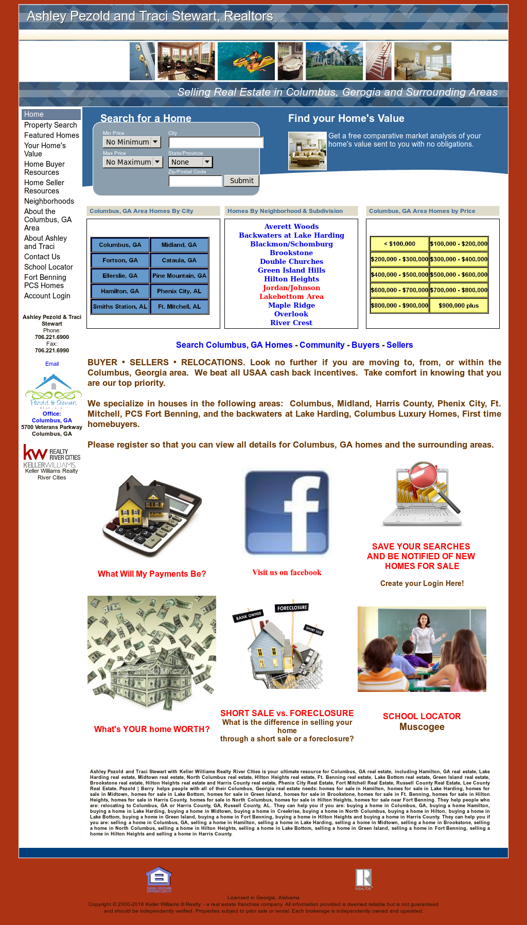 Realtors In Columbus Ga >> Columbus Ga Homes And Real Estate Competitors Revenue And