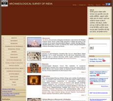ASI website history