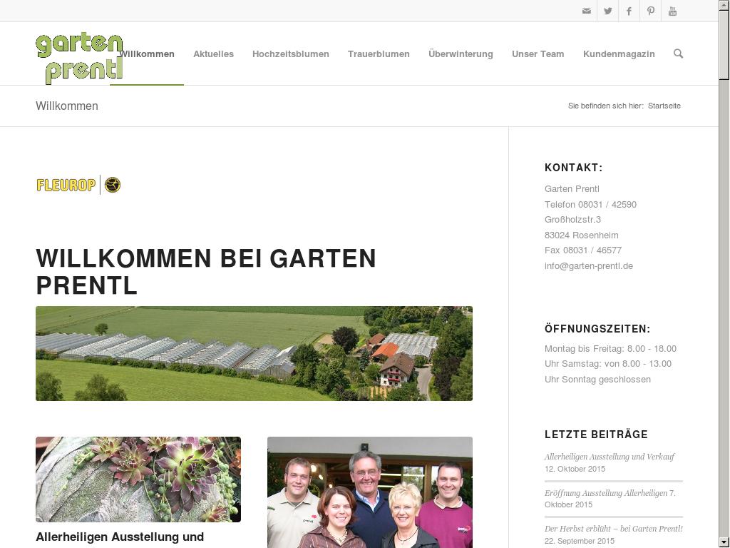 Garten Prentl Competitors Revenue And Employees Owler Company Profile