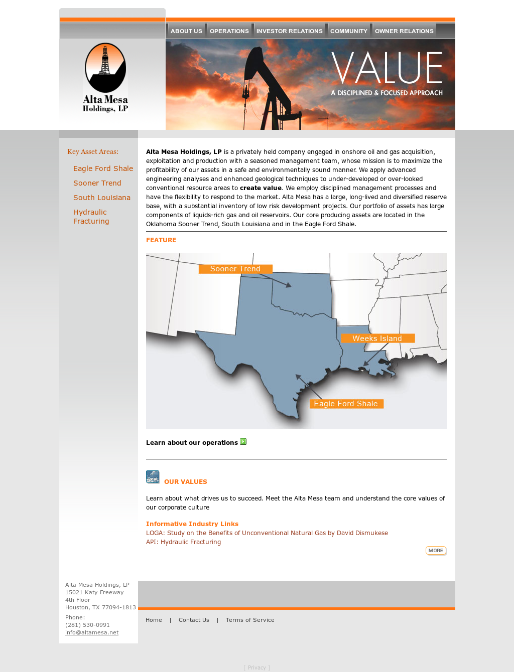 Alta Mesa Resources Competitors, Revenue and Employees - Owler