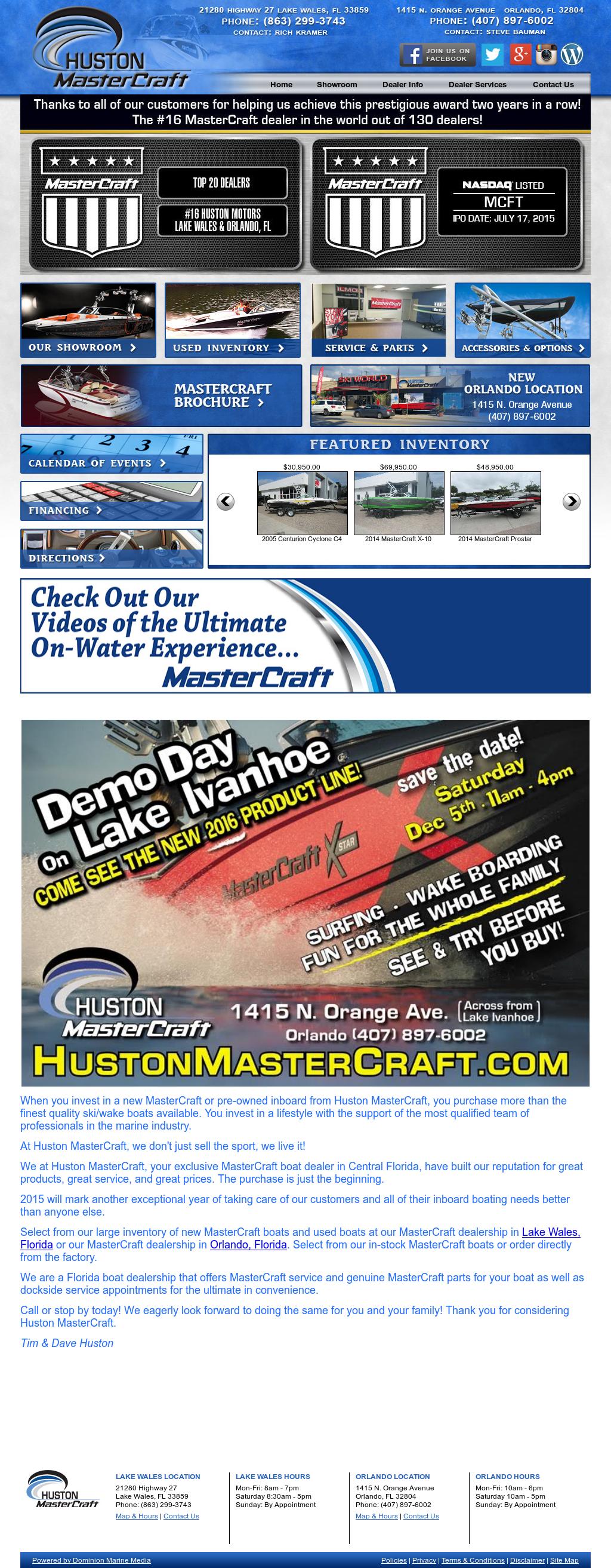 Huston Mastercraft Competitors, Revenue and Employees - Owler Company Profile