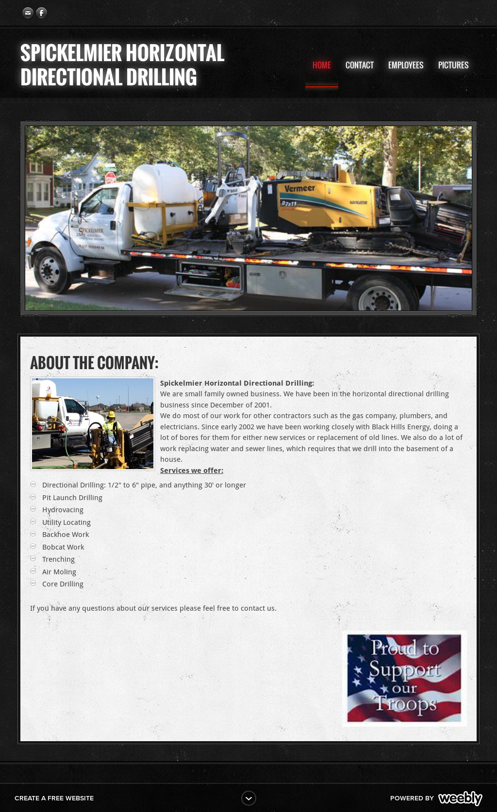 Spickelmier Horizontal Directional Drilling Competitors, Revenue and