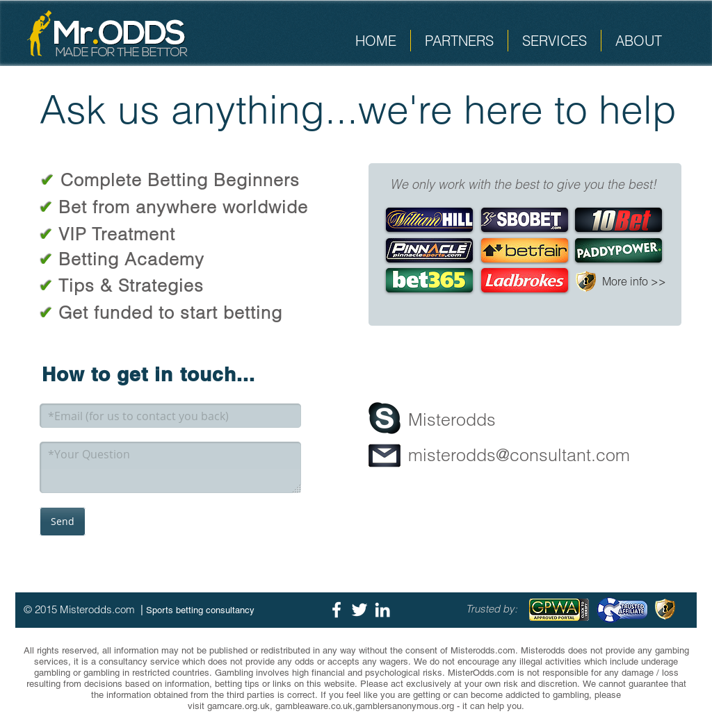 Misterodds Competitors, Revenue and Employees - Owler Company Profile