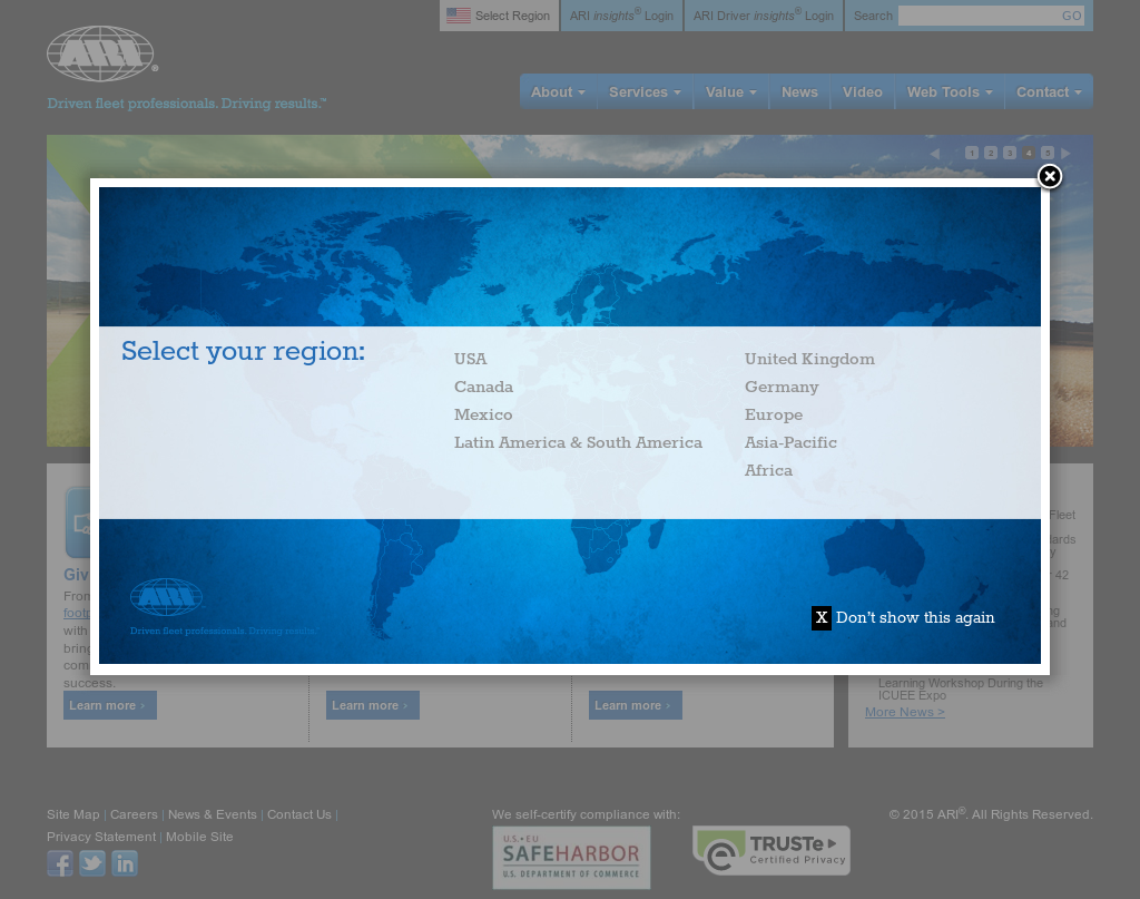 Element Fleet Login >> Ari Competitors Revenue And Employees Owler Company Profile