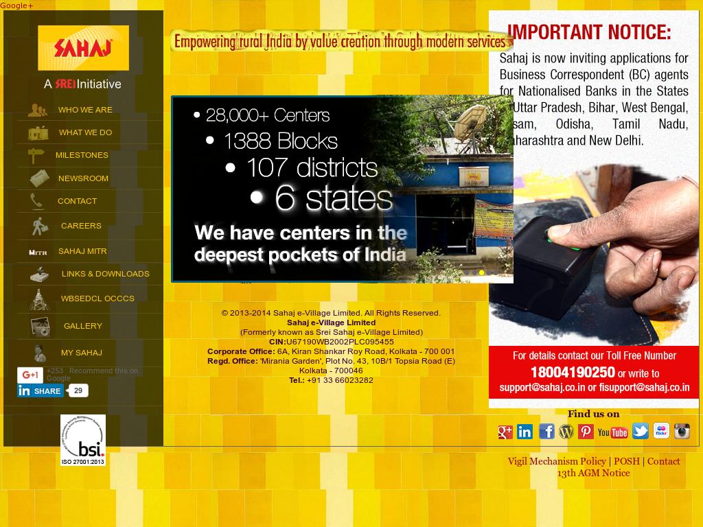 SAHAJ Competitors, Revenue and Employees - Owler Company Profile